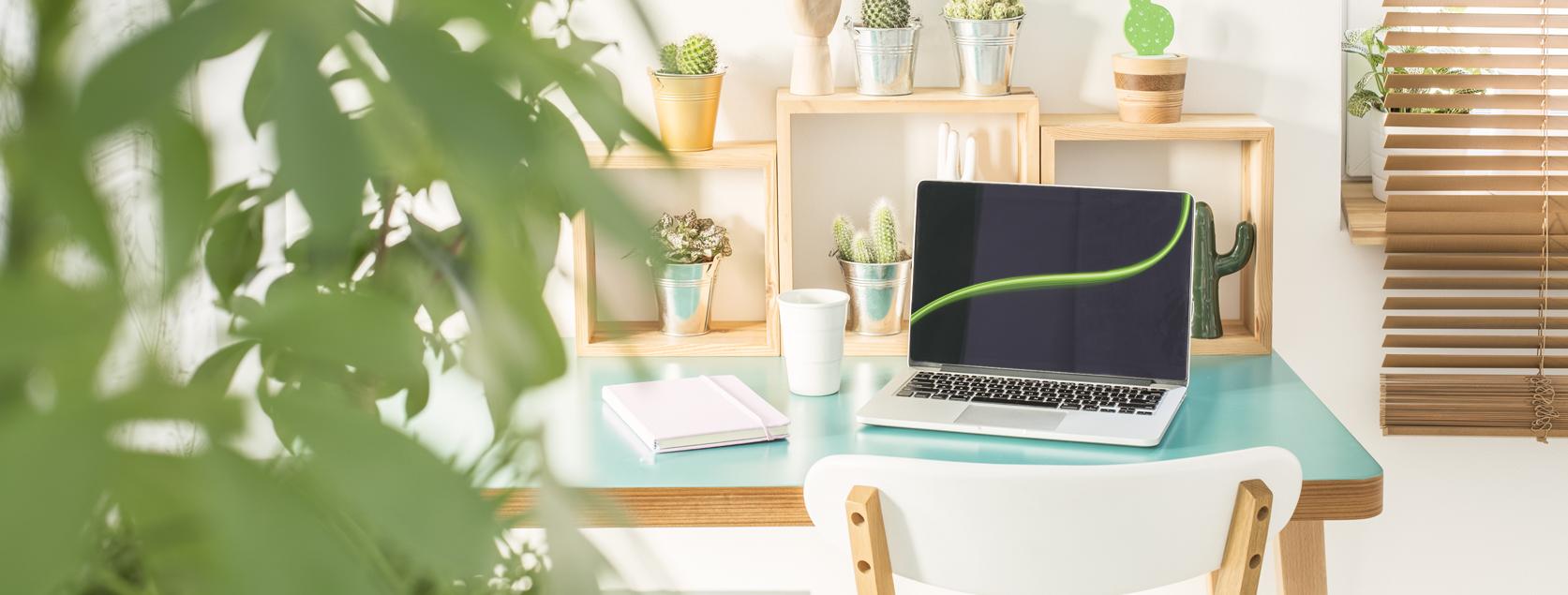 Teletrabajo: Trabajar en casa
