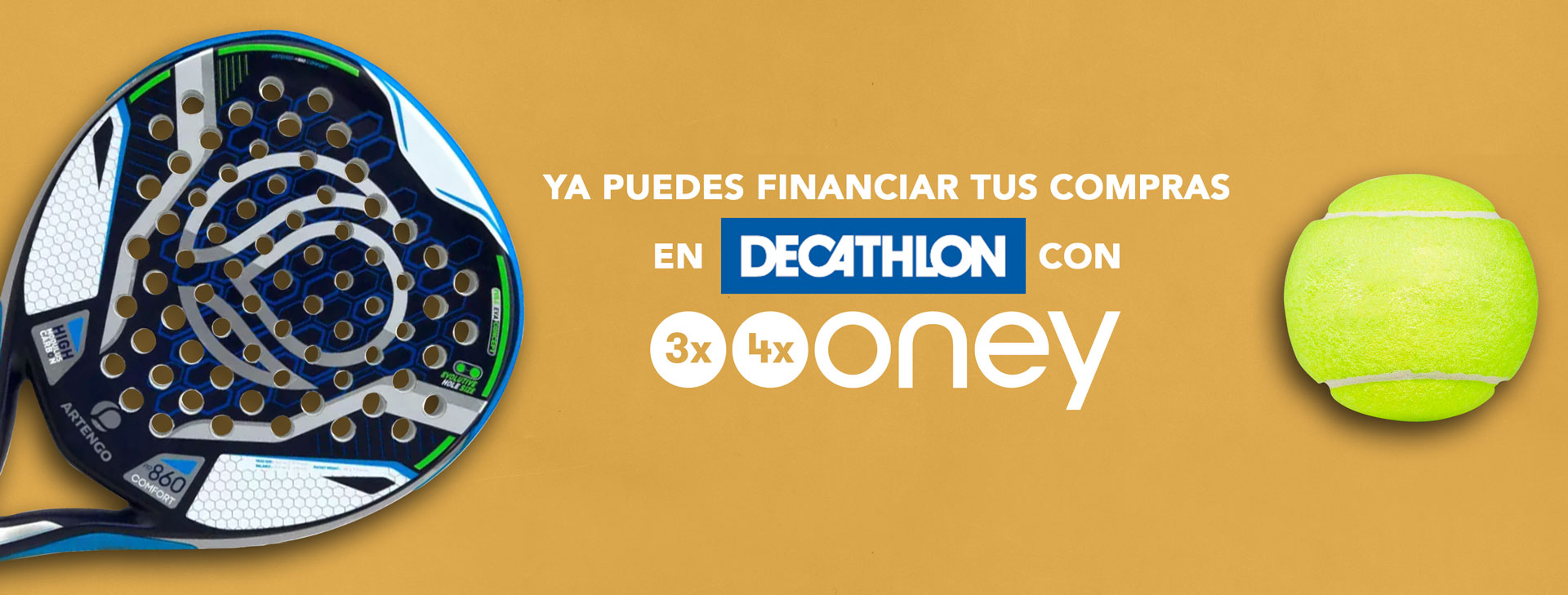 Financiacion instantánea decathlon