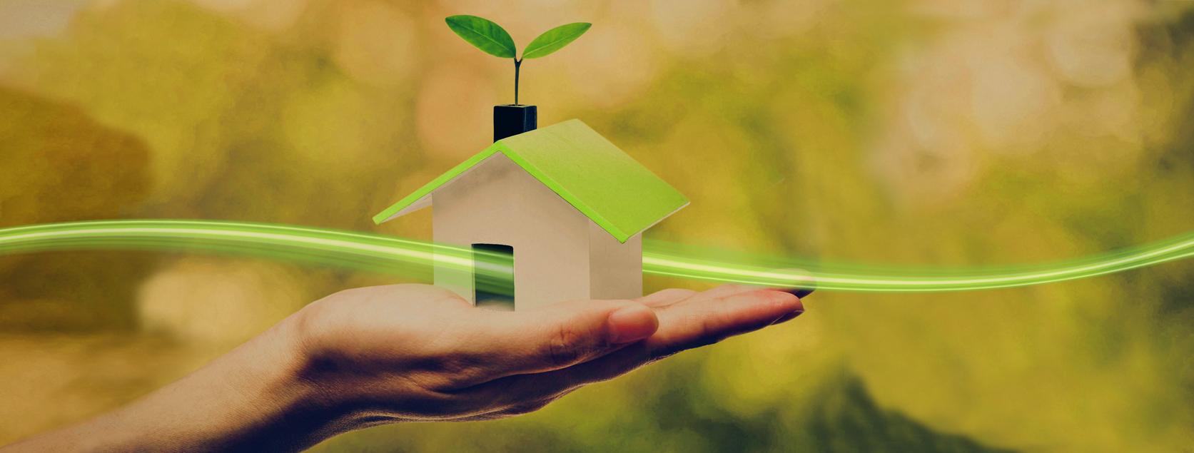 Casas sostenibles