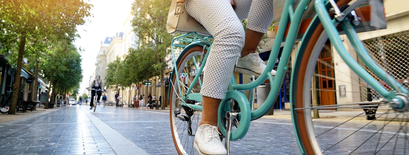 bicicleta ciudades