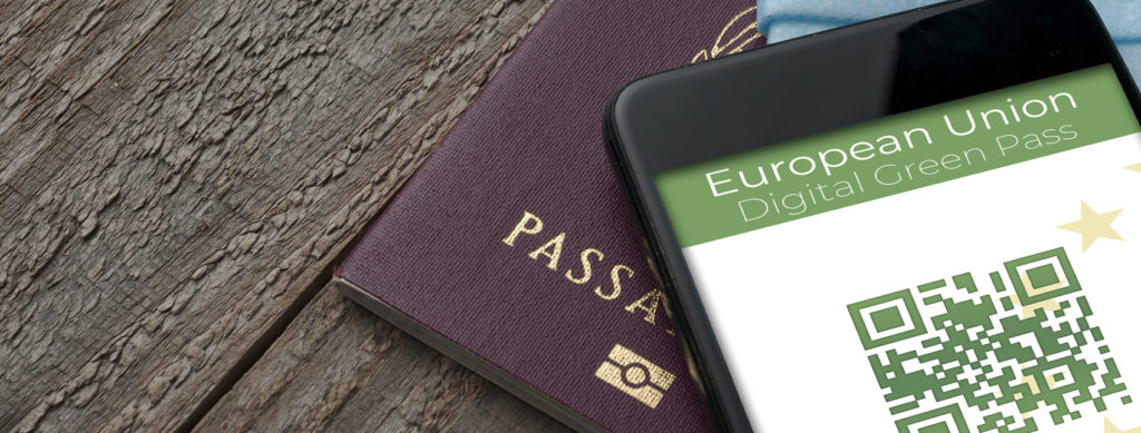 Pasaporte Covid